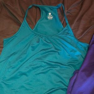 3 old navy active tops